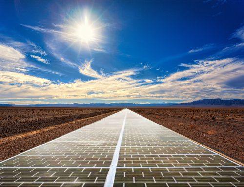 Carreteras solares – Kilómetros de energía.
