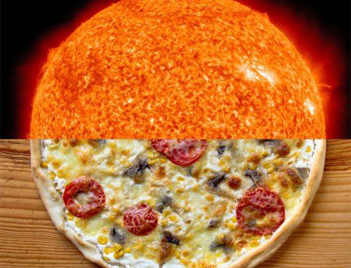 Cocinando eres un Sol