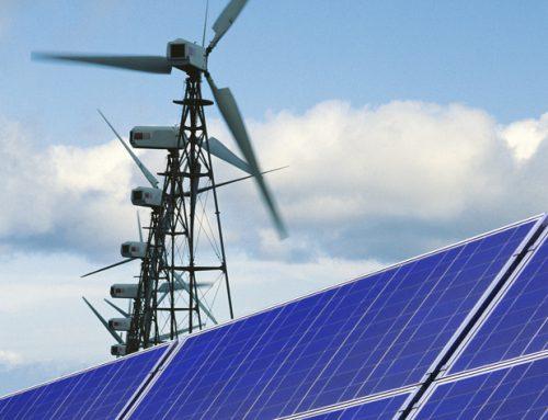 Cara y cruz del futuro de la energía.